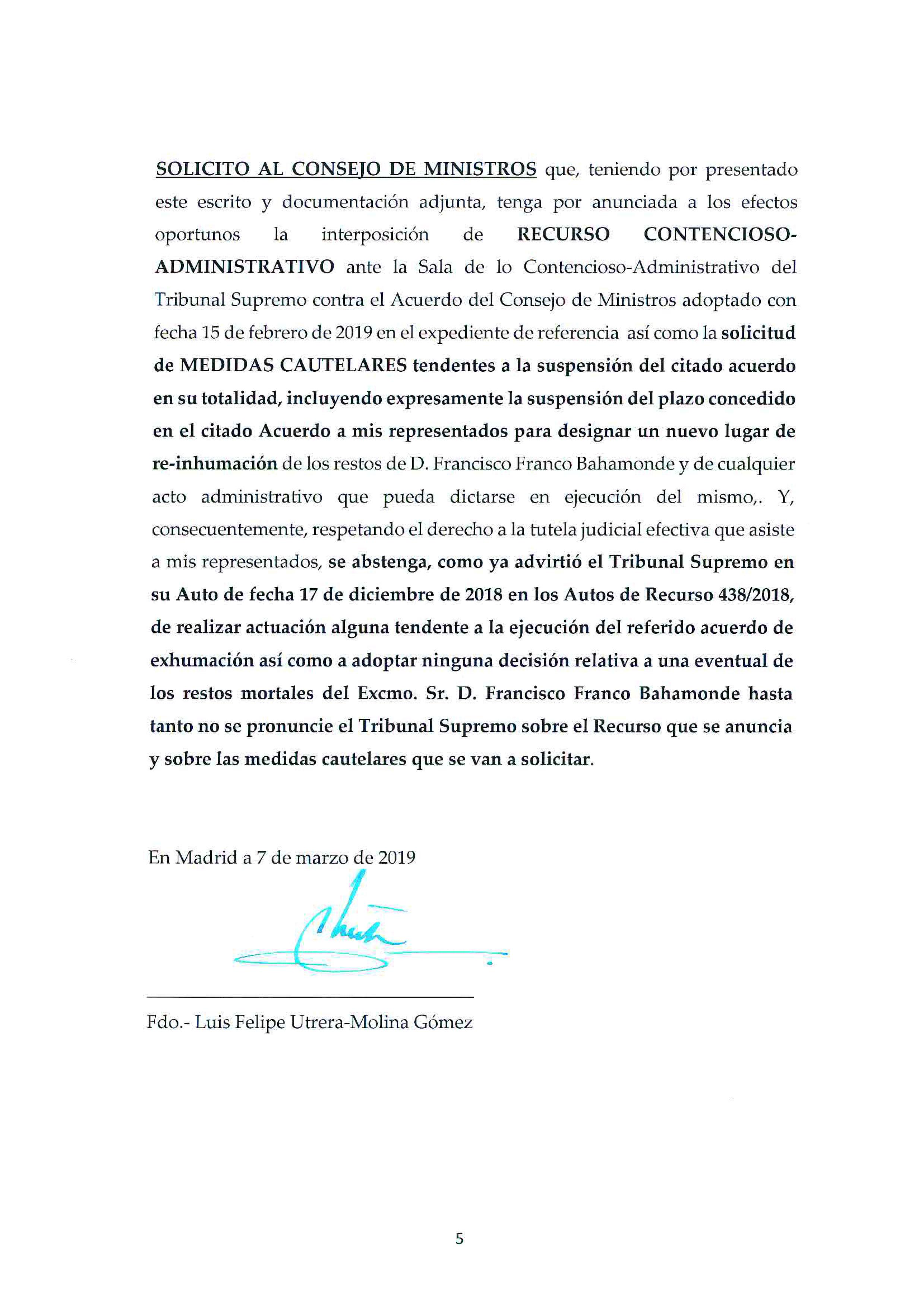 Escrito_al_Consejo_de_Ministros_anunciando_interposición_de_RCA_07.03_-_5